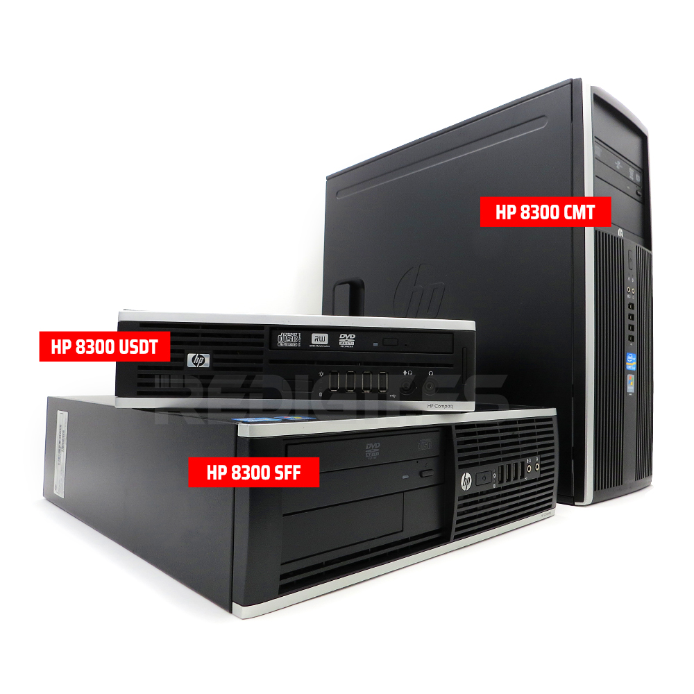 HP Compaq 8300 Elite SFF i5-3470
