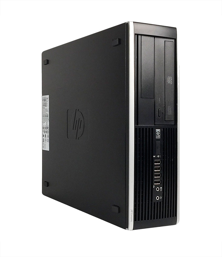 HP 8100 Elite SFF i3-530 - vertical