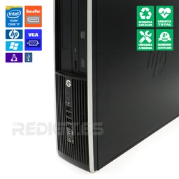 HP Compaq 8200 Elite SFF i7-2600