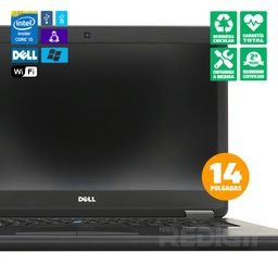 "Dell Latitude E7450 i5-5300U 14"" 1920x1080 Webcam"